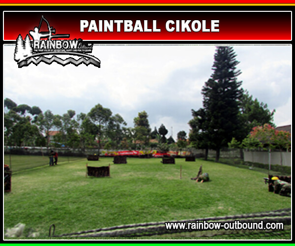 paintball cikole
