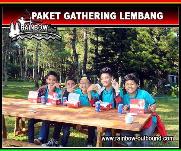 paket gathering lembang