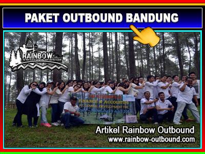 paket outbound bandung